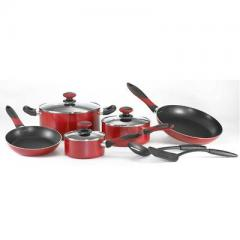 Mirro Get A Grip 10 Piece Cookware Set